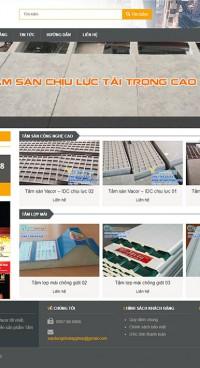 Mẫu website bán hàng ITI_06