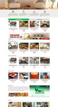 Mẫu website bán hàng ITI_02