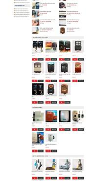 Mẫu website bán hàng ITI_04